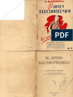 El Joven Electrotecnico nº2 - Martorell, S.