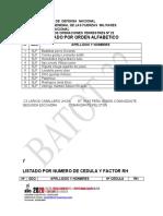 Listado Pelotón 2 Escuadra (1)
