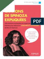 Citations de Spinoza Expliquées ( PDFDrive )