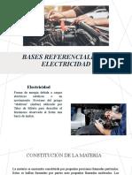 Bases Referenciales de Electricidad