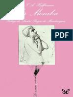 [La sonrisa vertical 46] Hoffmann, E. T. A. - Sor Monika