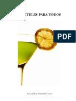 CÓCTELES PARA TODOS
