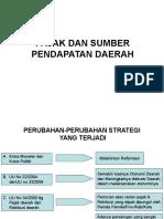 04 Pajak & Sumber Pendapatan Daerah & Pusat
