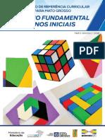 Anos Iniciais_Documento de Referência Curricular Para Mato Grosso