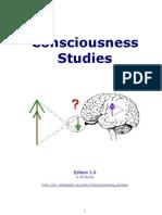 Consciousness Studies
