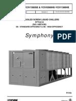 york chiller yciv eng data duct flow gas compressor rh scribd com York Chiller Literature York Chiller Model Number Search