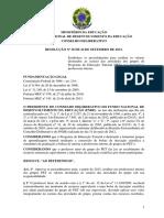 Resolucao 36 FNDE 2013 Prestação Contas
