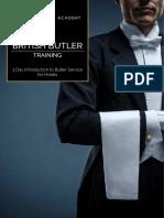 British Butler Service