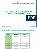 APITI 2014 associations professionnelles