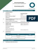 MSDS for Pottaschelösung 50% Technisch ROTA