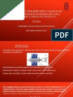 Unidad III Juntas (Parte I)