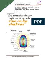 Consciencia y Chakras ESDH