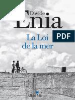 La Loi de la mer - Davide Enia