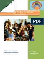 Organização Politicas Dos Estados Democráticos_índice