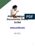 Alojar y Compartir en Scribd