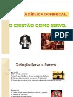 Escola Dominical – Estudo  nº 2