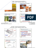 PCC 2436 - aula 26 2003 - Coberturas Telhado Parte 2