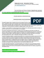 """2º e 3º Semestre Gc 2021 - Produção Textual Interdisciplinar - Mercado Pet No Brasil, o Caso Da """"Casa Pet Show"""""""