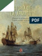 Historia de La Armada Web