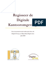 Regisseer de Digitale Kantooromgeving