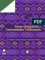 048 - Povos originários e comunidades tradicionais, vol 5