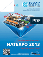 Catalogue Natexpo 2013