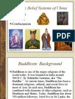 7th, China, Three Religious Faiths
