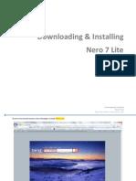 Download Nero 7 Lite