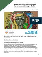 clacso.org-Feminismo y ambiente un campo emergente en los estudios feministas de América Latina y el Caribe