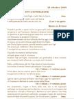 libretto MATRIMONIO