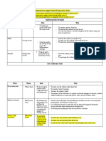 action plan template  sample 1