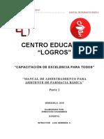 MANUAL DE FARMACIA PARTE 1