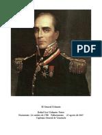 El General Urdaneta