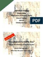 Clansman Radios Presentation March 2011