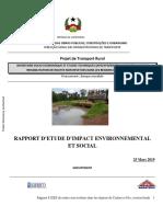 Rapport d Etude d Impact Environnemental Et Social