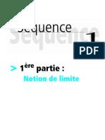 1. Limites