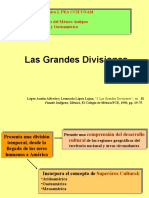 Aridoamérica, Oasisamerica, Mesoamerica