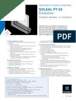 Soleal Evolution Triple Vitrage FY /PUIGMETAL®