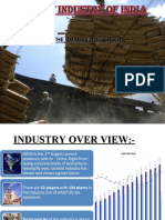 cemnt industry india