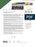 10-03-11 Envían Diputados del PRI carta a Felipe Calderón