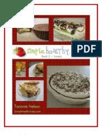 Simple. Healthy. Tasty. Book 2 - Sweets Sample