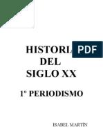 Historia SXX-Isabel Martín