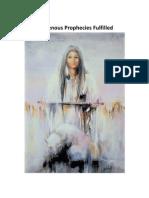 Indigenous Prophecies-Dr. Lee Brown