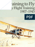 Training to Fly Military Flight Training, 1907-1945