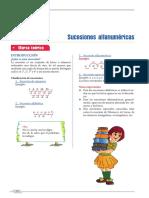 rm - Suseiones alfanumericas -  teoria
