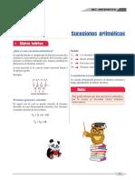 RM 2 - Sucesiones Aritméticas 3 - Teoria