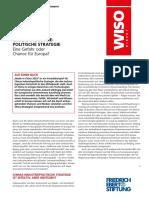 Chinas industrie-politische Strategie - Eine Gefahr oder Chance für Europa?
