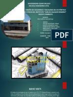 Diapos-diseño Vigas, Columnas y Escaleras
