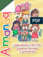 ALMANAQUE DE LINGUAGENS E SENTIMENTOS