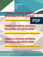 o Caso Da Empresa Bistrô Brasil WhatsApp (91) 98764-0830
